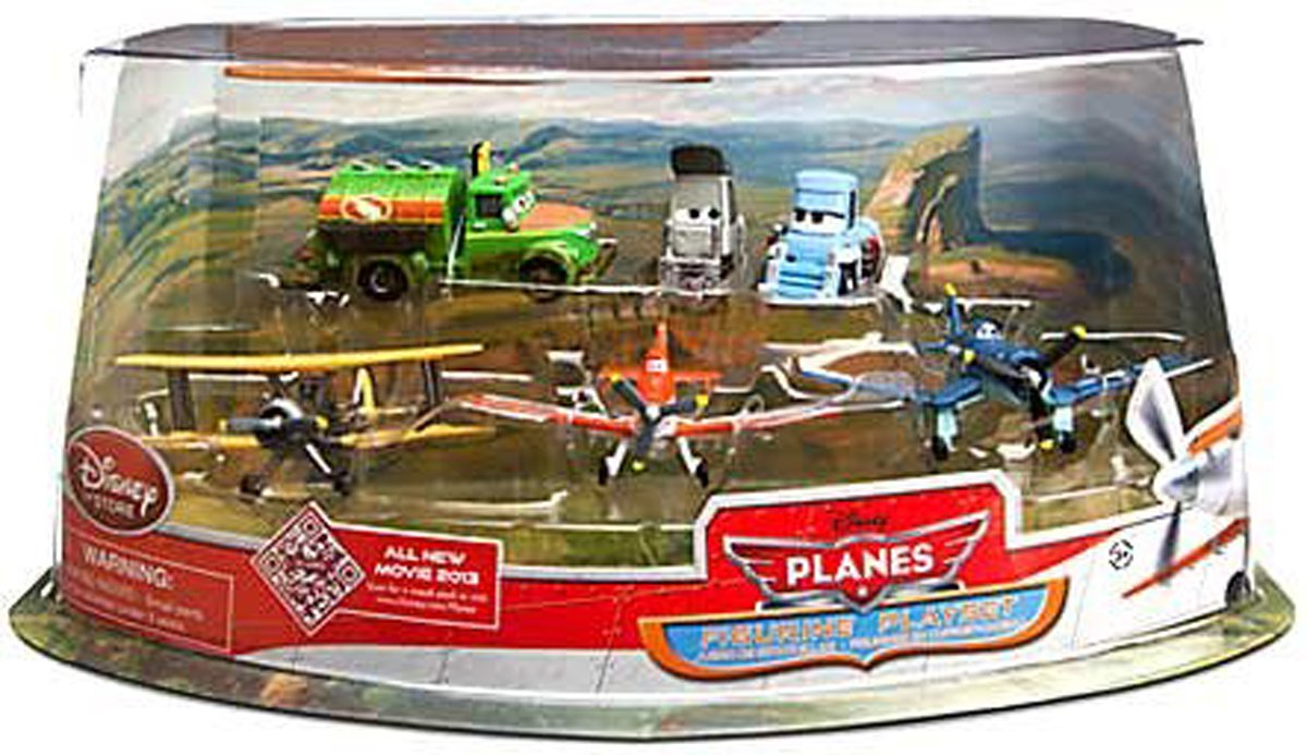 Planes dottie toy