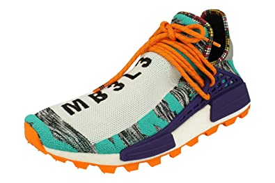 5db204803 adidas Pharrell Williams Solar HU NMD Mens Trainers Sneakers (UK 10 US 10.5  EU 44