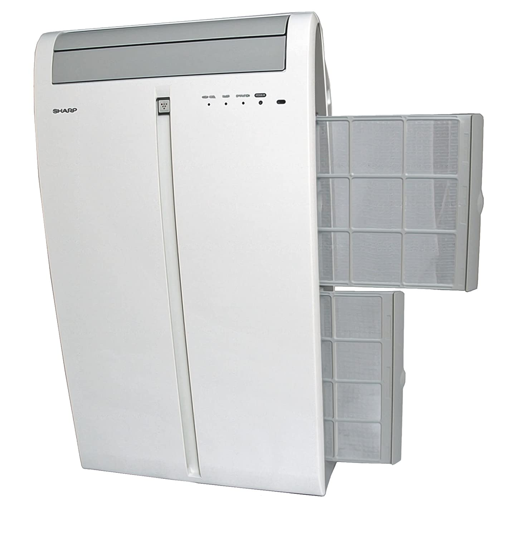 Amazon.com: 9,500 BTU Portable Air Conditioner with Remote: Home & Kitchen
