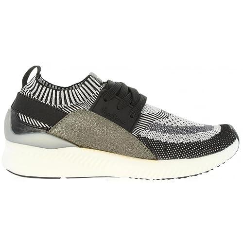 PEPE JEANS Zapatillas Deporte de Mujer PLS30548 Sutton 999 Black Talla 38: Amazon.es: Zapatos y complementos