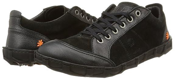 Art Melbourne 783 - Derby Hombre, Color Negro (Total Black), Talla 44:  Amazon.es: Zapatos y complementos