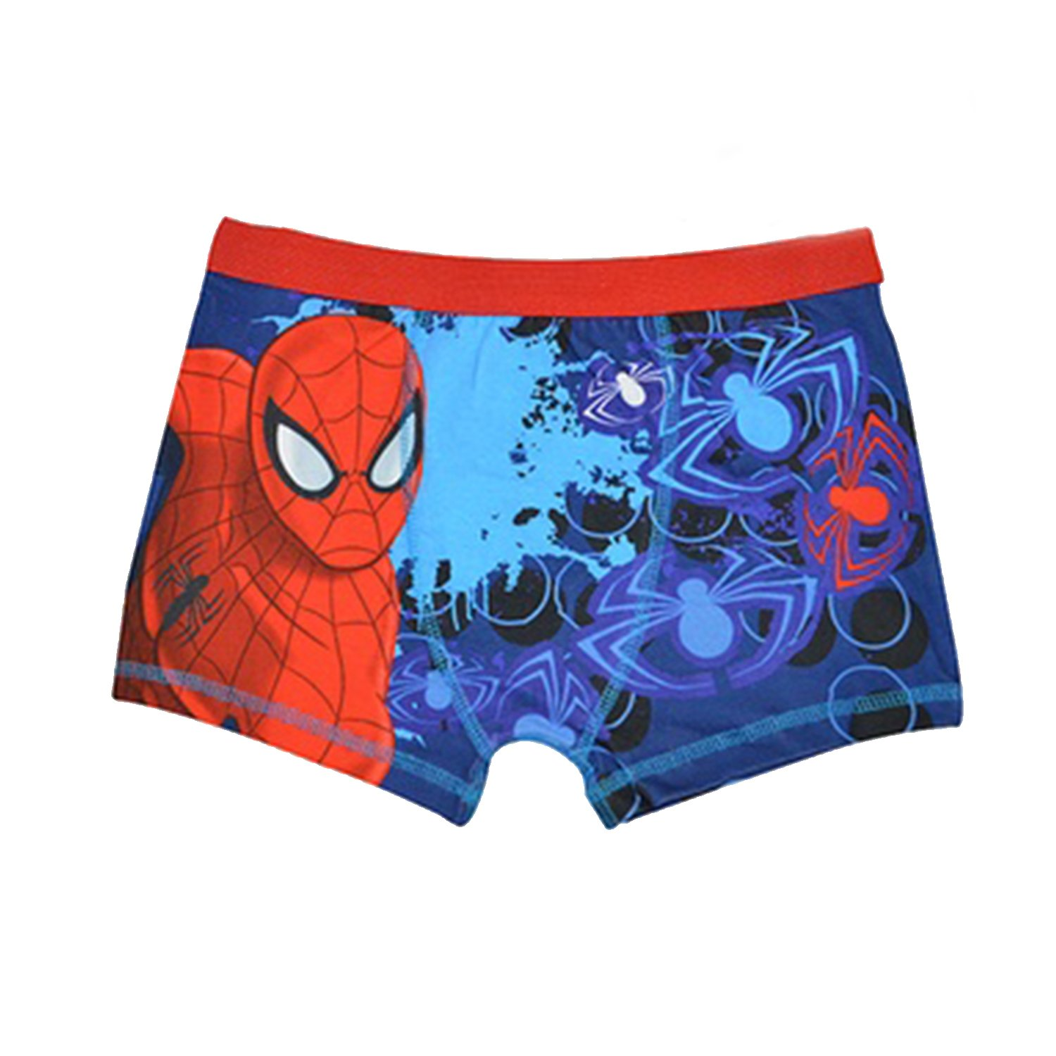 Character Spiderman Trunks Clothing
