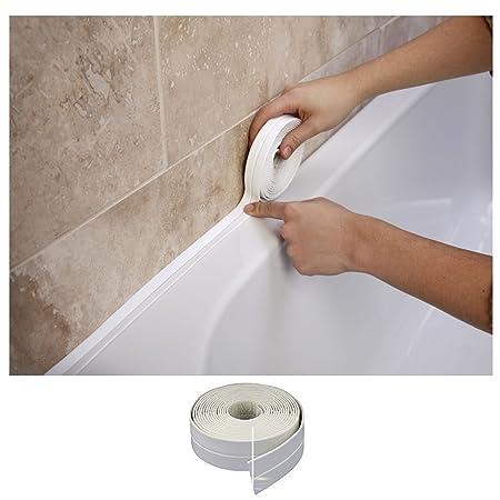 how to and shower bathroom bathtubs caulk re or tape a sealant bathtub masking