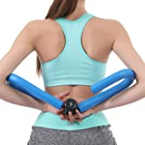 IVIM Thigh Master Muscle Toner Great Gym Equipment At home Or Travel Ideal Leg Exerciser for Waist, Thighs, Hips, Arms for Men and Women