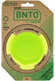 Cuppow BNTO Canning Jar Lunchbox Adaptor - Wide Mouth - 6oz - Chartreuse