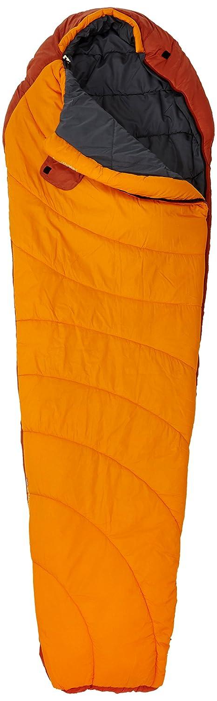 MILLET Baikal 1100 Schlafsack Trekking Acid Orange Größe