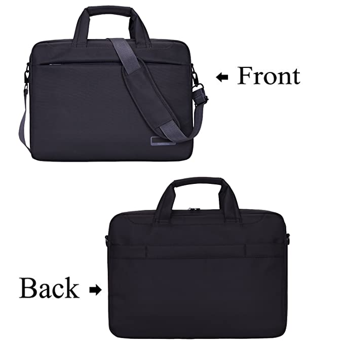 ... Youpeck Waterproof Laptop Shoulder Bag Messenger Bag Men Women Briefcase Carrying Sleeve Case for MacBook DELL ASUS ACER HP Lenovo 15 inch Notebook ...