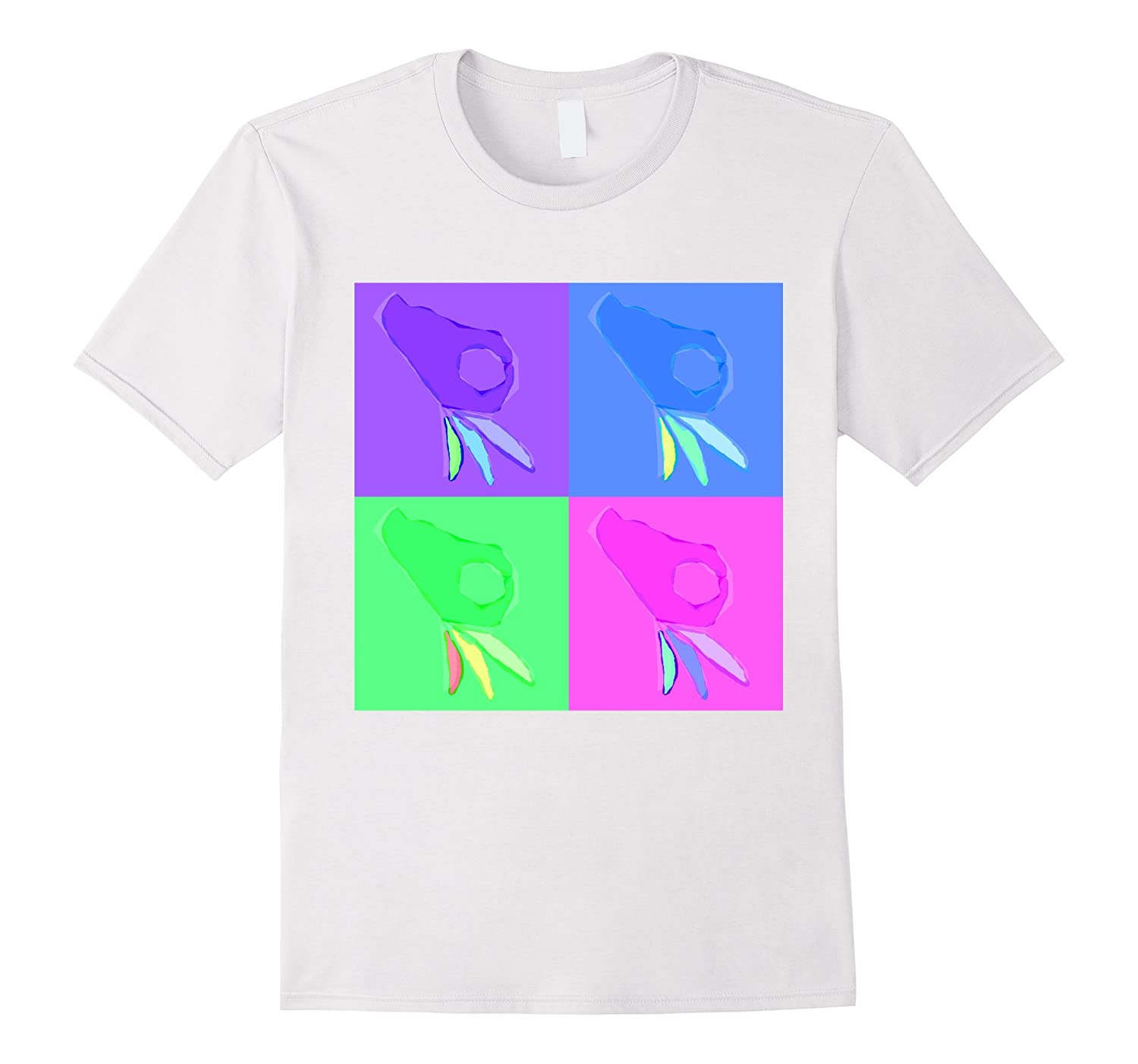 Finger Circle Game Shirt Tempting-Awarplus