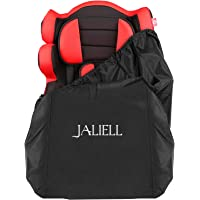 JALIELL Car Seat Travel Bag, Durable Baby Seat Travel Bag, Large Carseat Travel Bags for Air Travel, Convertible Large Travel Luggage Bag for Airport Gate Check (Black)