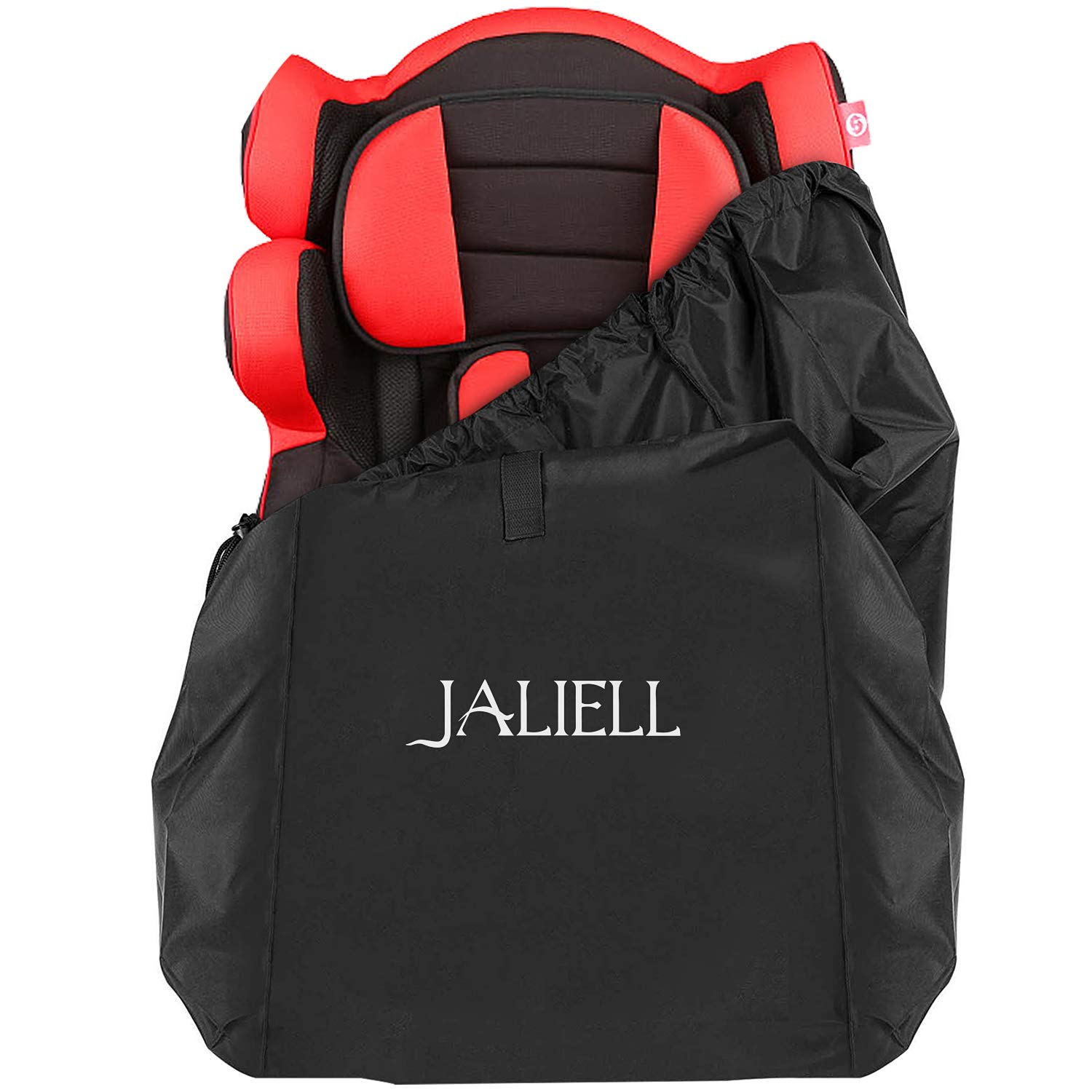 JALIELL Car Seat Travel Bag - Car Seat Bag for Airplane Gate Check and Carrier by JALIELL
