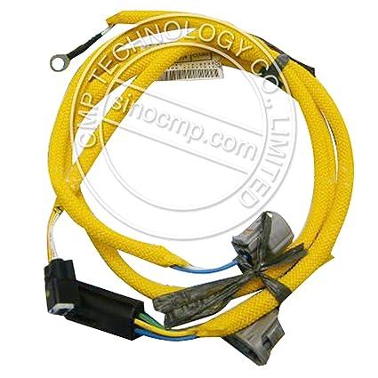 Amazon.com: SINOCMP Wiring Harness LQ16E01015P1 J05E Engine ... on kobelco sk210lc, kobelco 200 specs, kobelco sk480, kobelco sk350,