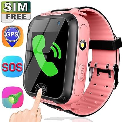TURNMEON Smart Watch with SIM Card-1.44