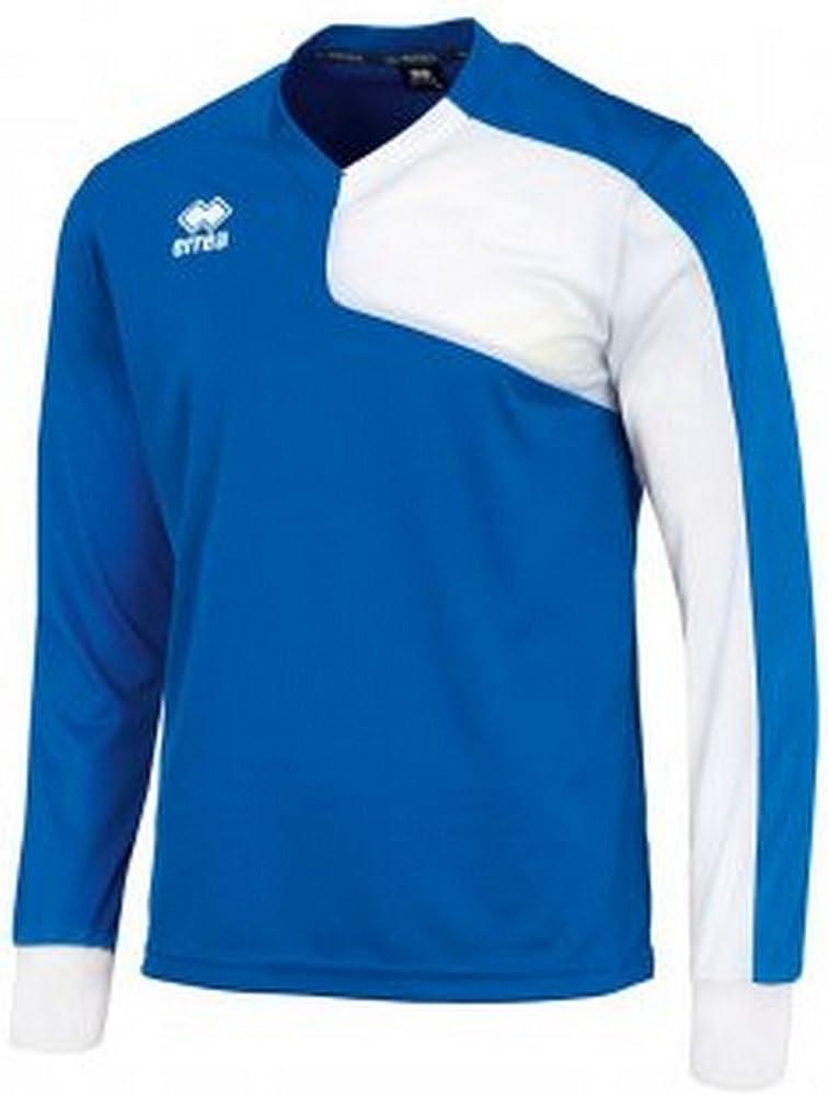 Errea - Camiseta de manga larga para fútbol modelo Marcus para ...