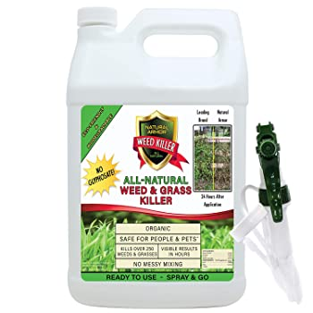Natural Armor All-Natural Weed and Grass Killer