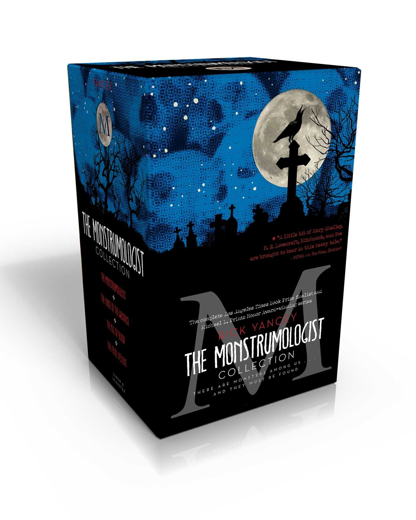 The Monstrumologist Collection: The Monstrumologist; The Curse of the Wendigo; The Isle of Blood; The Final Descent ebook