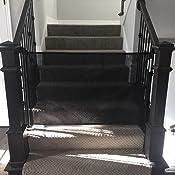 Amazon Com Dreambaby Retractable Gate Black Indoor