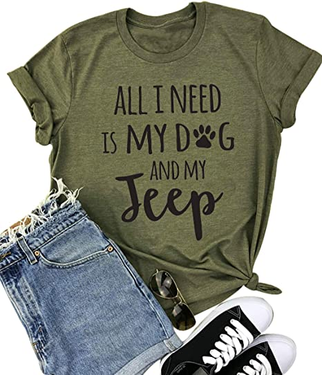 Jeep Girl Silly Boys Jeeps are for Girls Short Sleeve T Shirt Tank Top