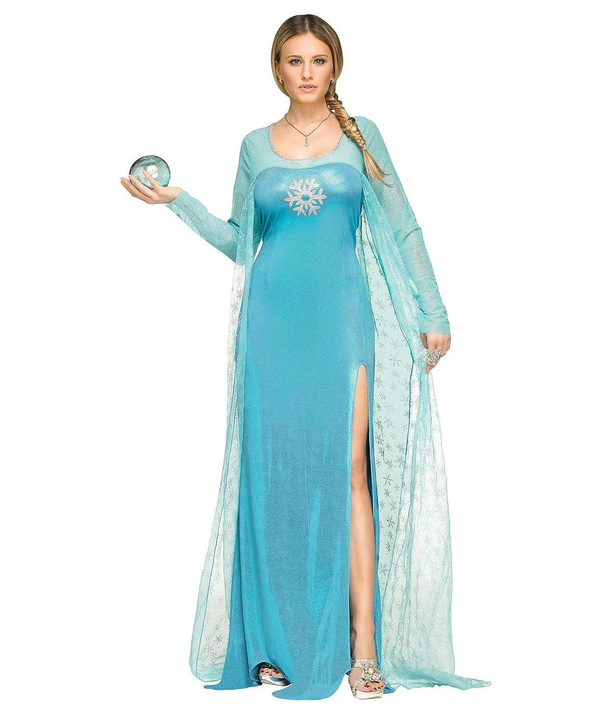 ofreciendo 100% Fun World World World Ice Queen Adult Costume LARGE 12-14  Envio gratis en todas las ordenes