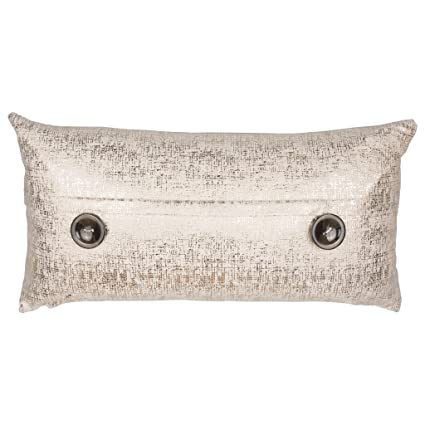 Feather Filled Decorative Pillows Metalic Velvet Pillow With Magnificent Sheffield Home Decorative Pillows