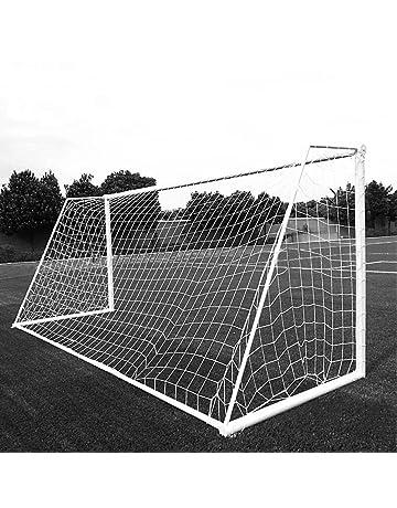 71b8ed60fb46e Aoneky Soccer Goal Net - 24 x 8 Ft - Full Size Football Goal Post Netting