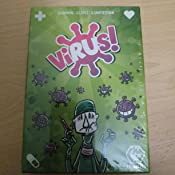 Outletdelocio. Expansion para el Juego de Cartas Virus. Virus 2 ...