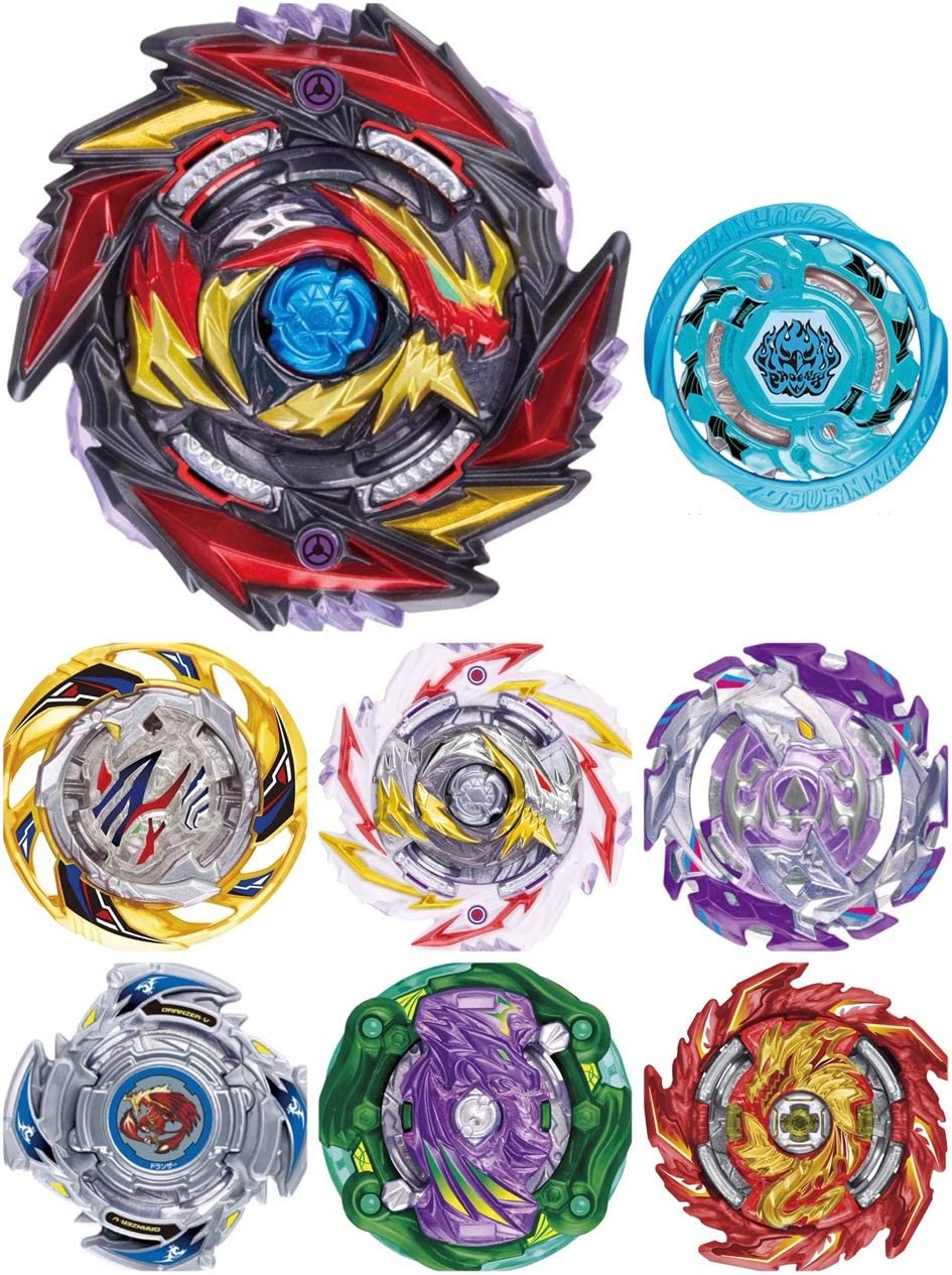 TAKARA TOMY BEYBLADE BURST SUPER KING B-170 VOL.21 RANDOM 8 FOR 1 BOOSTER