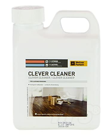 Parkett Reiniger weitzer parkett clever cleaner für weitzer parkett parkettreiniger