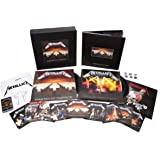 Master Of Puppets (Ltd Remastered Deluxe Boxset)
