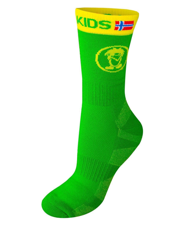 Trollkids Kinder Socken Trollstein lang, 2 Paare