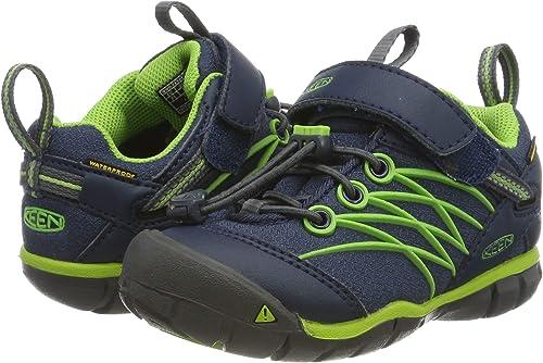KEEN Chandler CNX Chaussures de Randonn/ée Basses Mixte Enfant