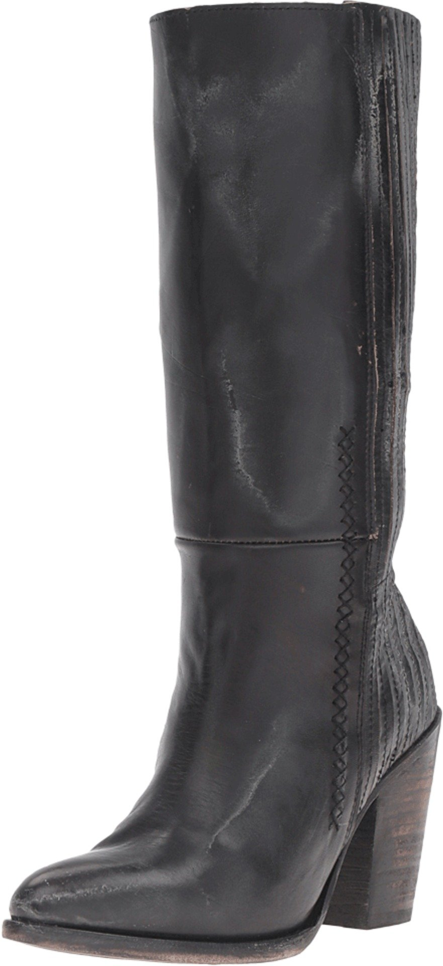 Freebird Women's Knife Riding Boot, Black, 8 M US