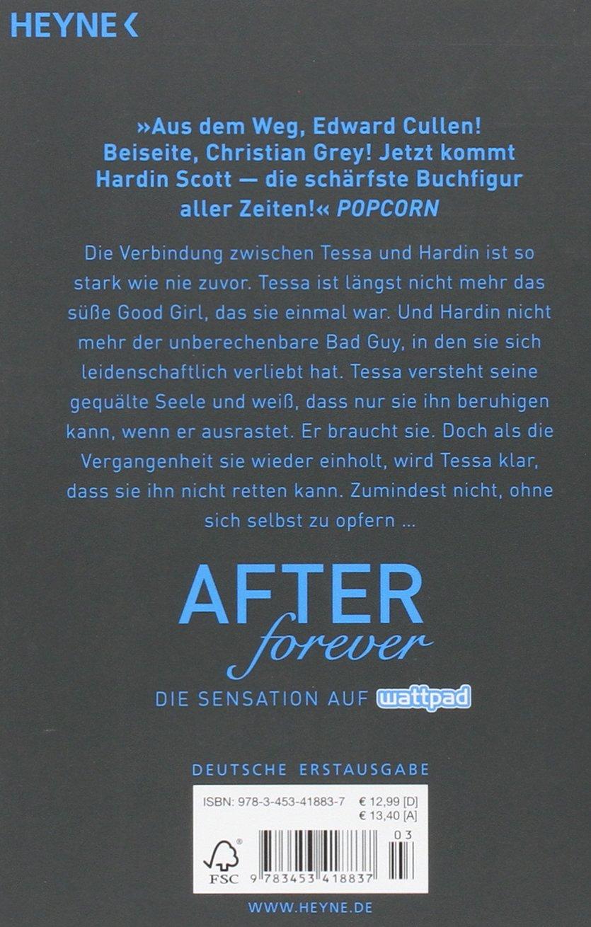 After forever: AFTER 4 - Roman: Amazon.de: Anna Todd, Corinna  Vierkant-Enßlin, Nicole Hölsken: Bücher