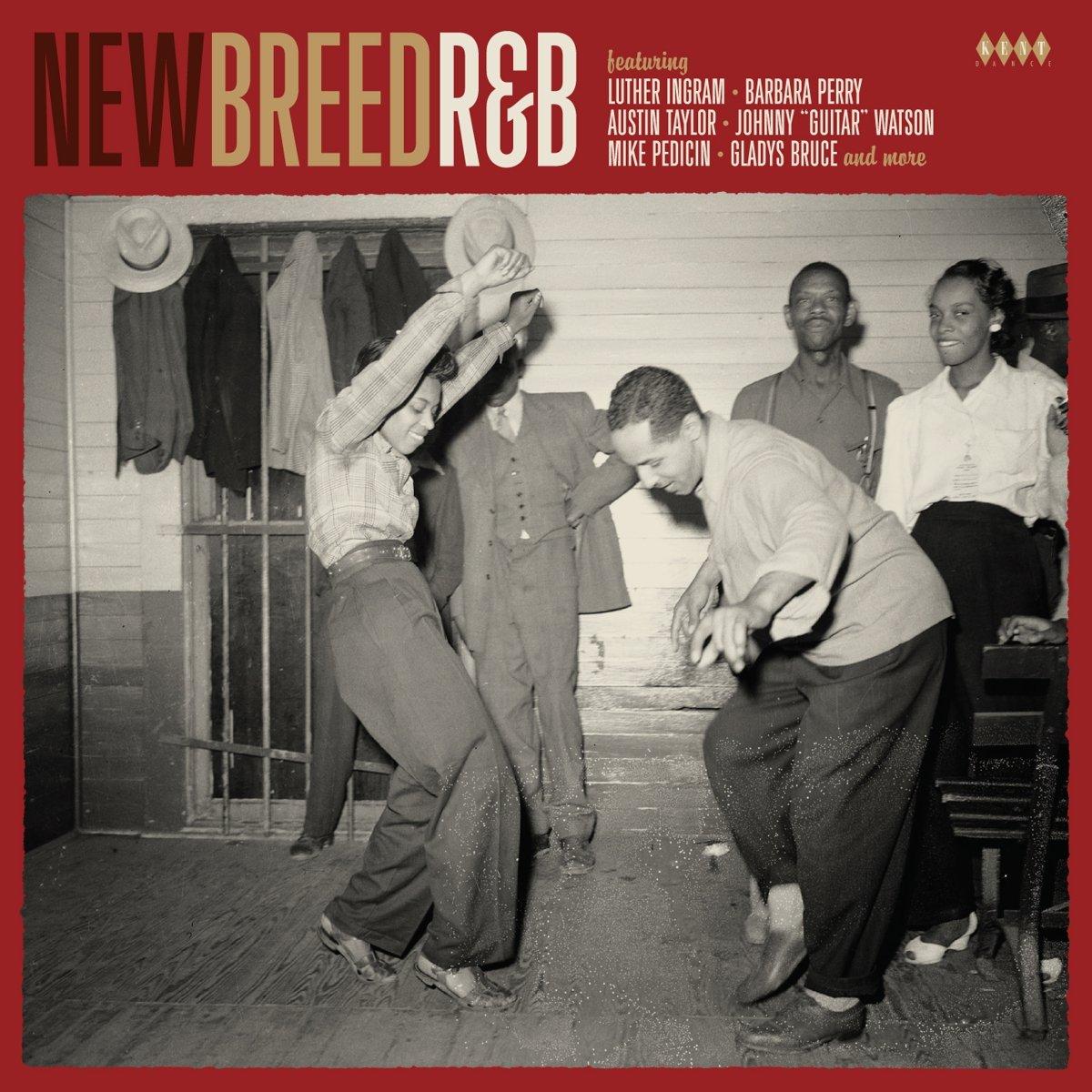 Vinilo : Various Artists - New Breed R&b / Various (United Kingdom - Import)