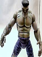 "Marvel Legends HULK (Grey 1st Appearance) 6"" inch Review (Toy Biz) action figure [OV]"
