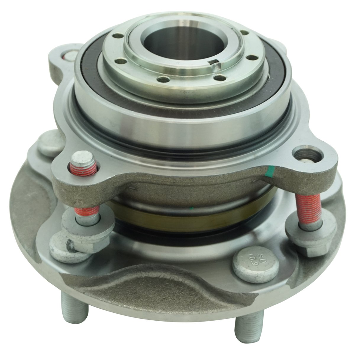 Front Wheel Bearing /& Hub Assembly LH /& RH Pair for Sequoia Tundra 2WD Truck SUV