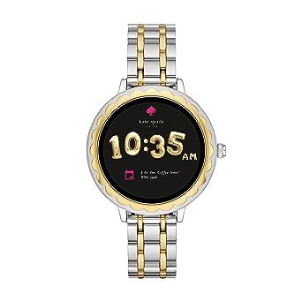 6bbb8573a23 Amazon.com  Kate Spade New York Scallop Touchscreen Smartwatch