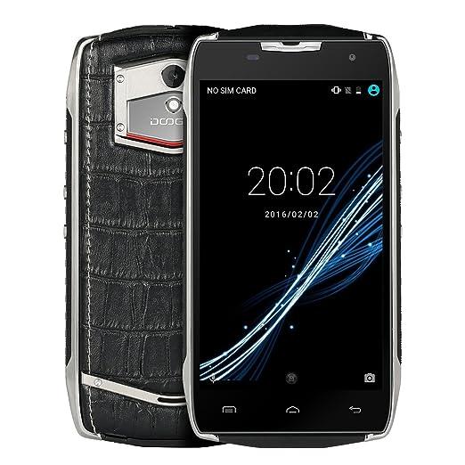 69 opinioni per Rugged Smartphone, DOOGEE T5 Android 6.0 IP67 Robusto Cellulari- 4500mAh Dual