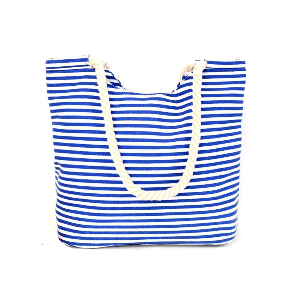 BIBITIME Canvas Large Sun Flower Travel Tote Bag Summer Beach Bag Crossbody Shoulder Bag Handbag Purse, 15.7x11.8x4.7