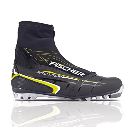 SCI DA FONDO Fisher e scarpe Salomon