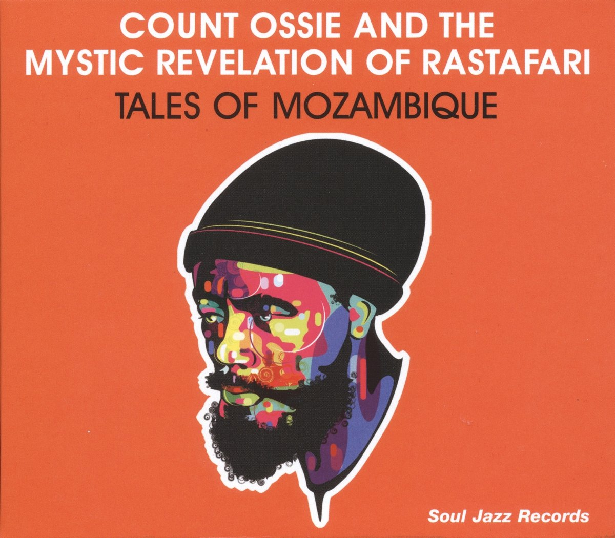 CD : Count Ossie & Mystic Revelation of Rastafari - Tales Of Mozambique (CD)