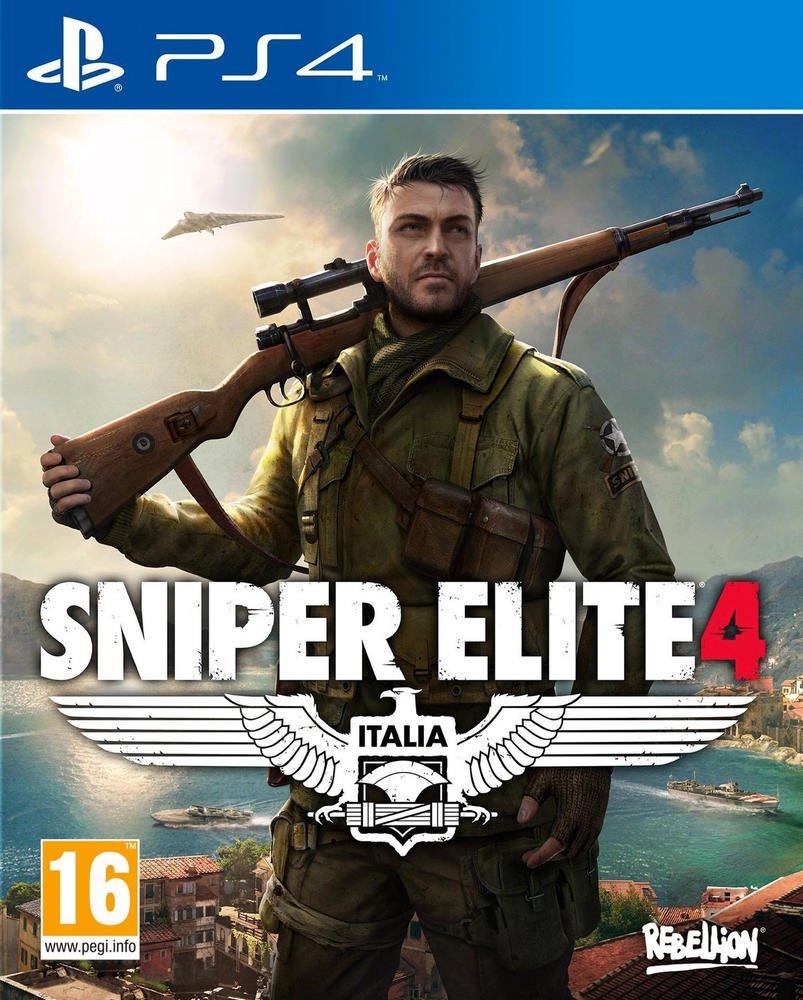 Sniper Elite 4 |