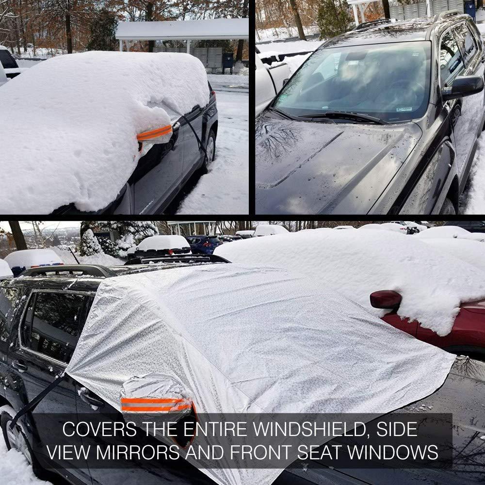 PARABREZZA copertura antigelo copertura ghiaccio neve FRONT anti gelo