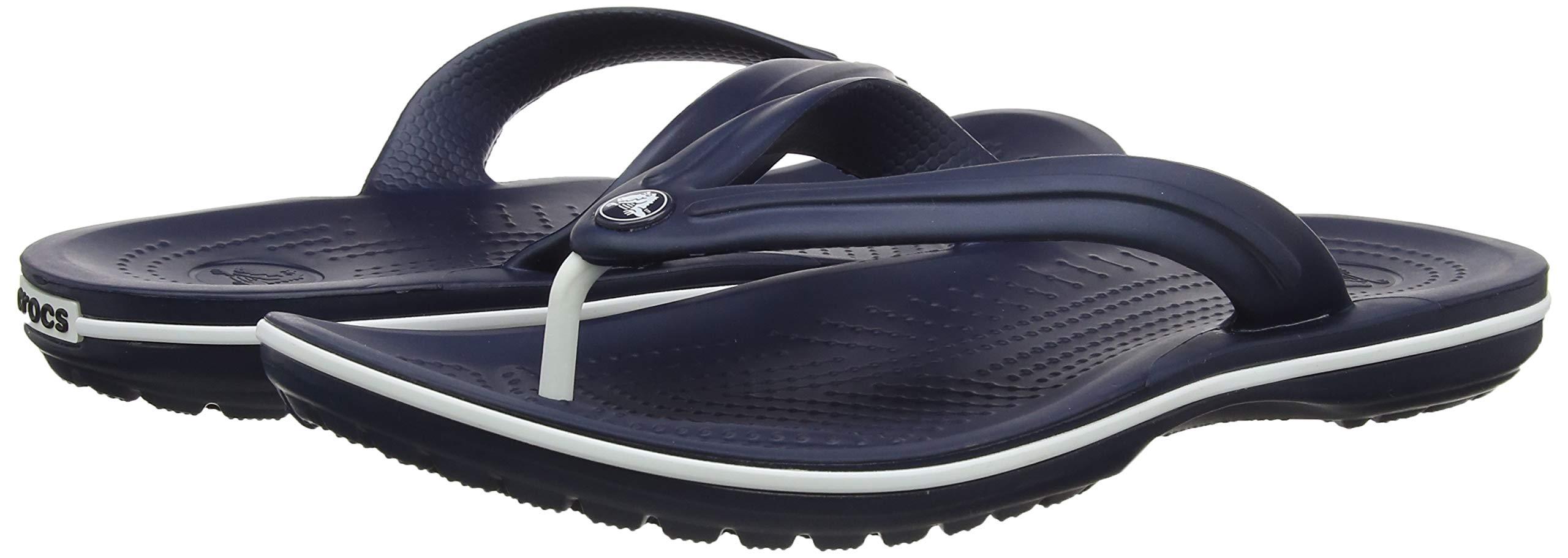 120f9d34e1957 crocs Unisex Crocband Flip-Flop