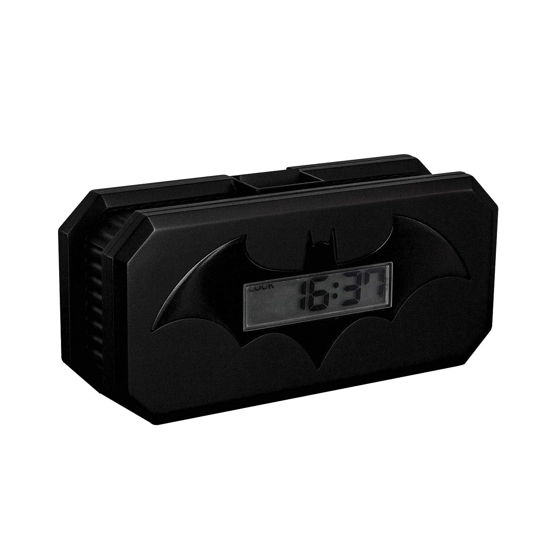 Amazon.com: Paladone DC Comics - Reloj despertador con ...