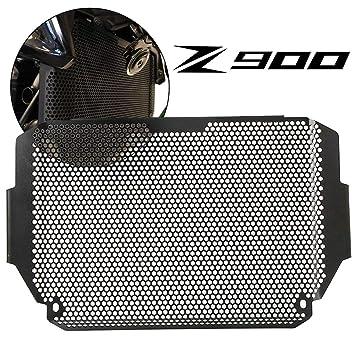 Z900 Accesorios Motocicleta Rejilla Radiador para Kawasaki Z900 Z 900 2017 2018: Amazon.es: Coche y moto