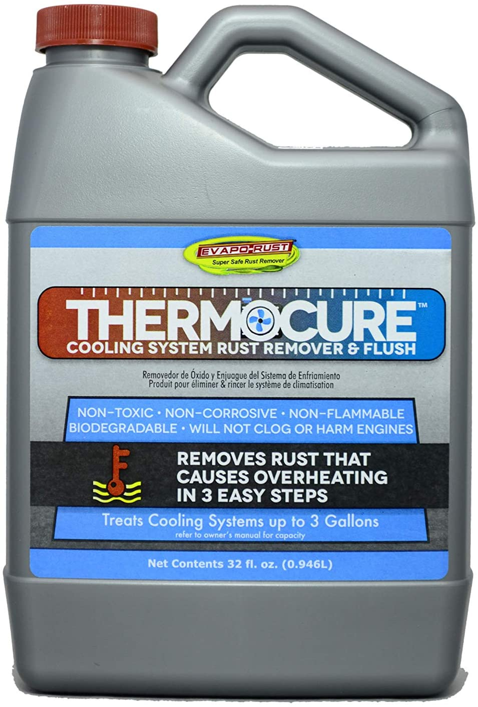 Thermocure Coolant System Rust Remover}