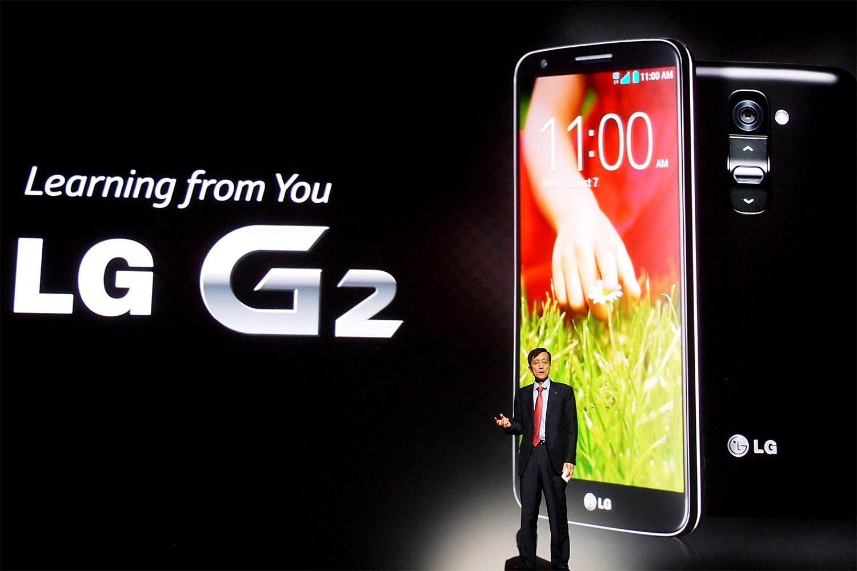 LG G2 D801 Unlocked Cellphone, 32GB, Black