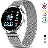 Reloj Cookoo SmartWatch Bluetooth 4.0 Negro/Rosa para iPhone ...