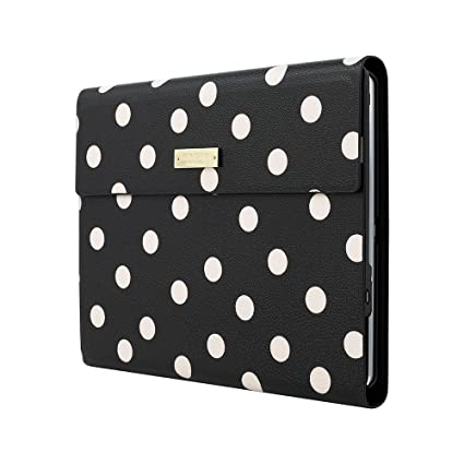 detailed look 0da56 377d4 kate spade new york Bluetooth Keyboard Folio Case for iPad Air 2 - Black  Deco Dot (KSIPD-013-BDD)