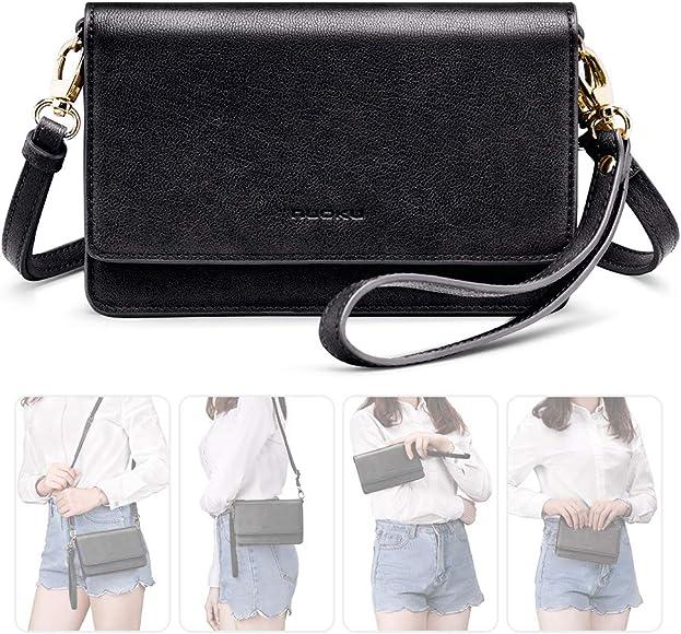 Women Leather Shoulder Bag Corssbody Satchel Shopping Handbag Party Packet Small